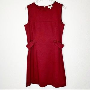 Ann Taylor Loft Sleeveless Petite Dress